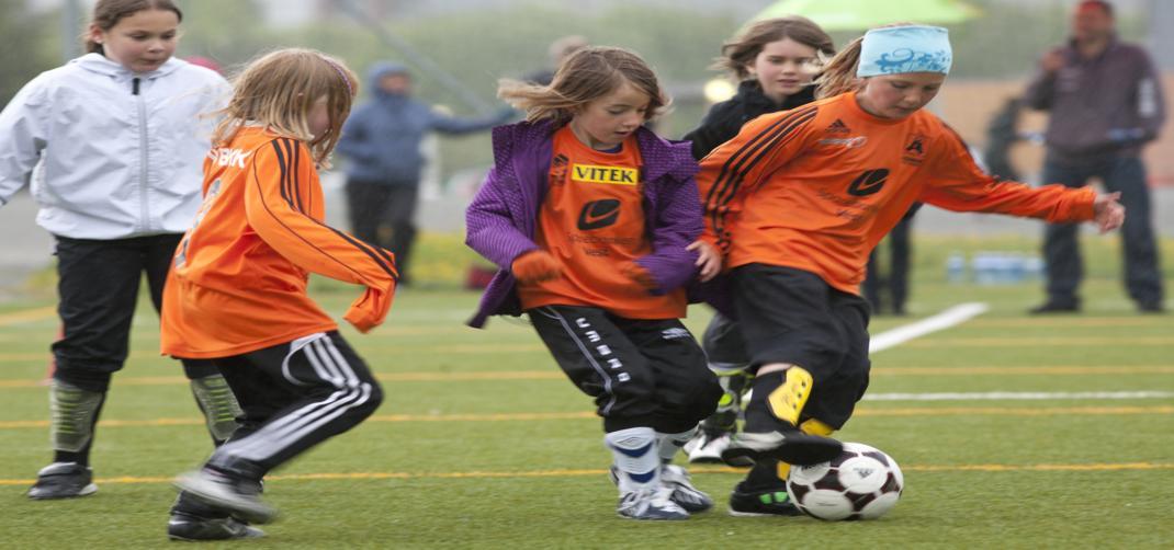 byåsen damer fotball