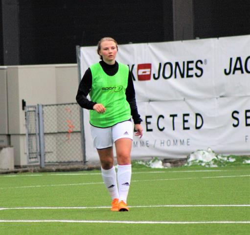 trener for landslaget i damefotball